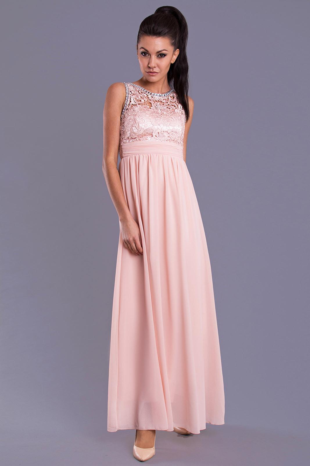 13 Perfekt Altrosa Kleid Lang Ärmel20 Einzigartig Altrosa Kleid Lang für 2019