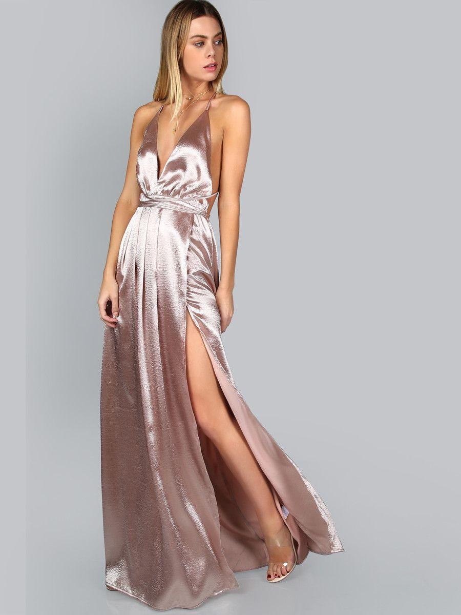 Formal Wunderbar Wickel Abendkleid SpezialgebietFormal Luxus Wickel Abendkleid Ärmel