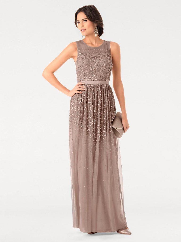 Abend Perfekt Heine Abendkleid Design - Abendkleid