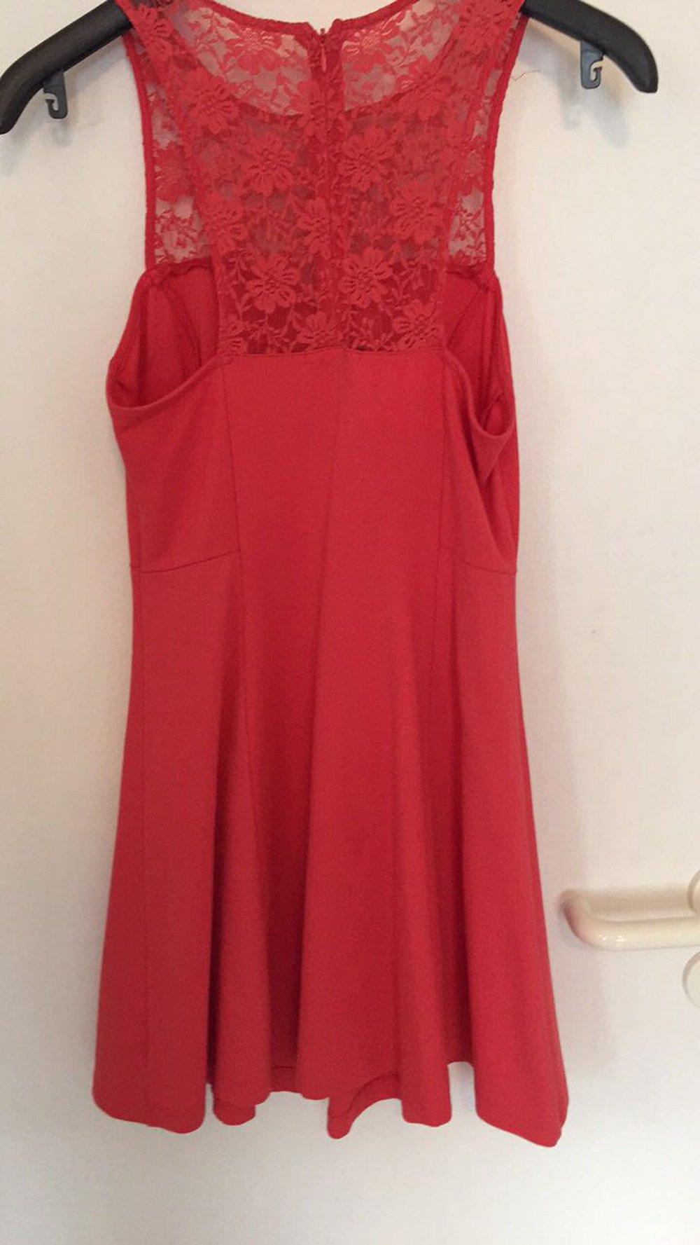 10 Kreativ Rotes Kleid Mit Spitze GalerieAbend Wunderbar Rotes Kleid Mit Spitze Galerie
