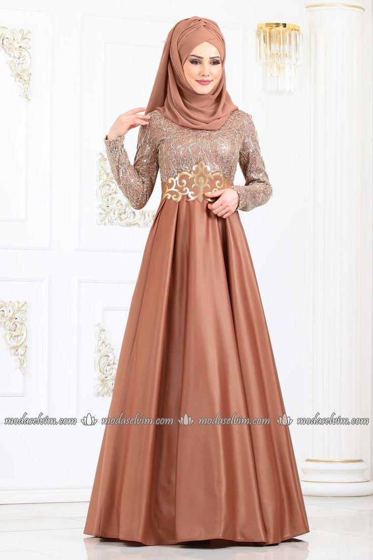 Schön Hijab Abend Kleid Spezialgebiet15 Cool Hijab Abend Kleid Ärmel