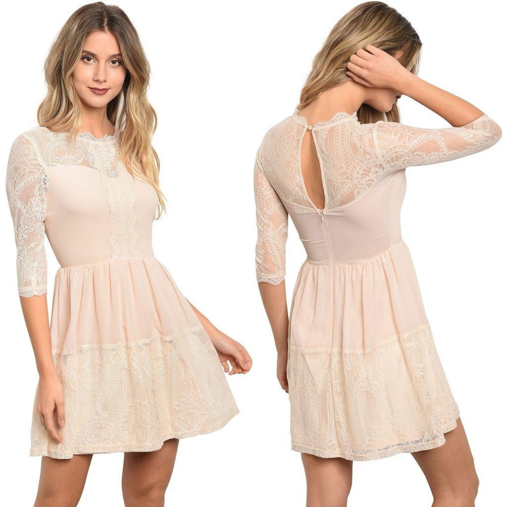 Abend Luxurius Kleid Damen Kurz Bester PreisDesigner Spektakulär Kleid Damen Kurz Bester Preis