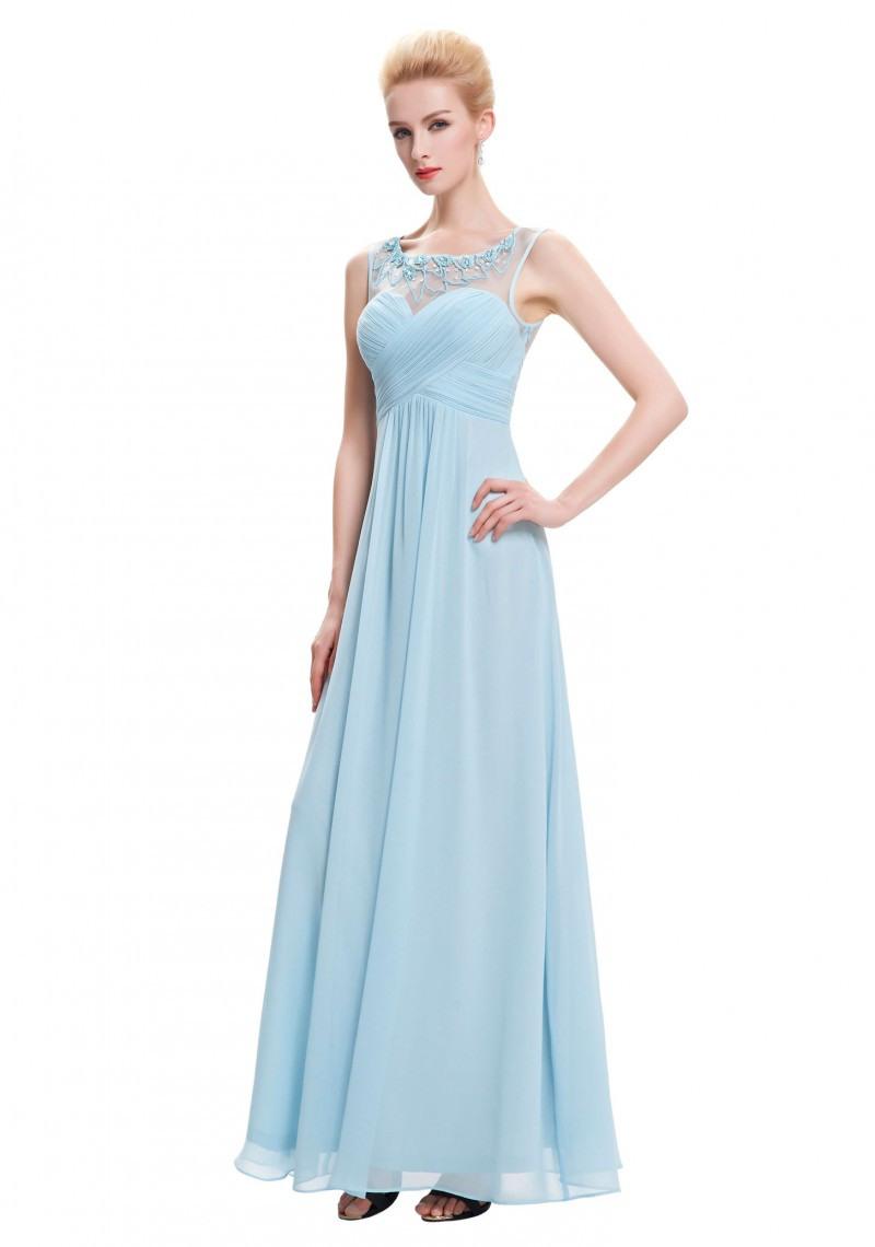 Abend Perfekt Abendkleid Hellblau Vertrieb17 Elegant Abendkleid Hellblau Stylish