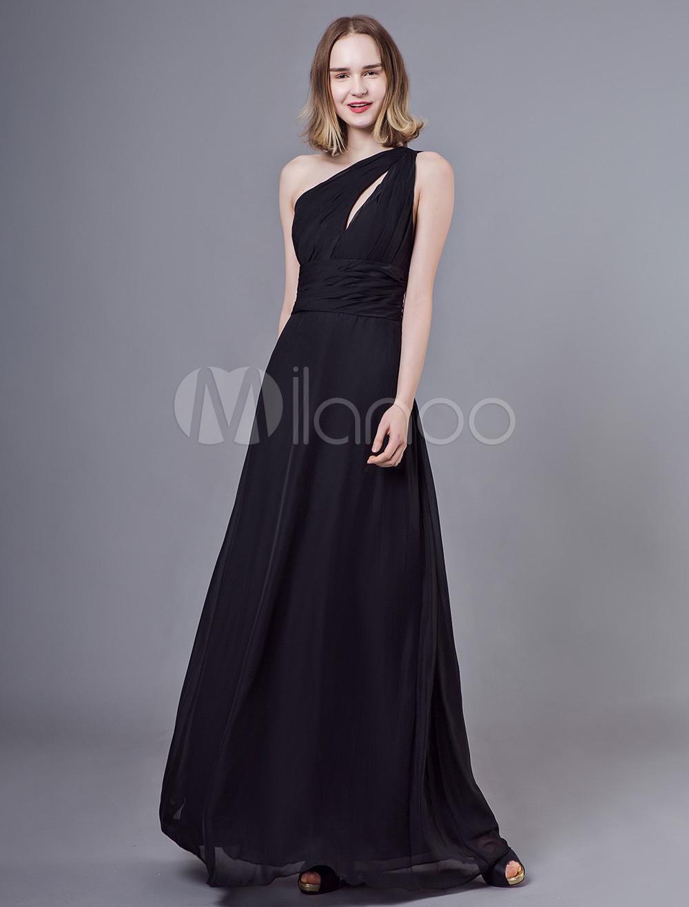 Abend Wunderbar Langes Schwarzes Abendkleid für 201917 Erstaunlich Langes Schwarzes Abendkleid Stylish