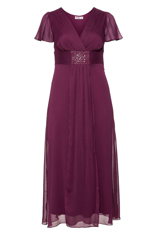 Abend Wunderbar About You Abendkleider Große Größen Ärmel - Abendkleid
