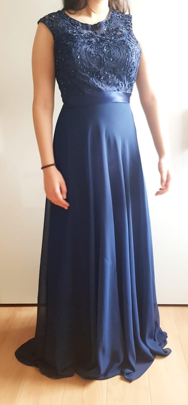20 Kreativ Dunkelblaues Abendkleid für 201913 Coolste Dunkelblaues Abendkleid Boutique