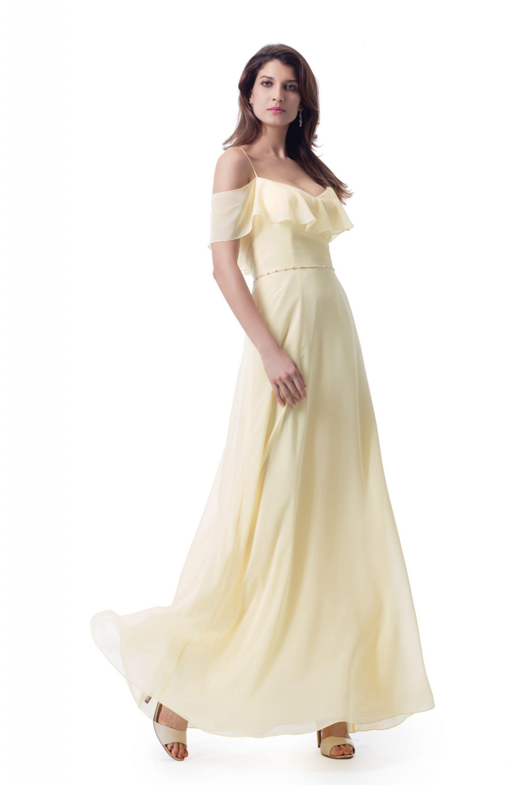 Abend Coolste Abendkleid Gelb Boutique10 Schön Abendkleid Gelb Design