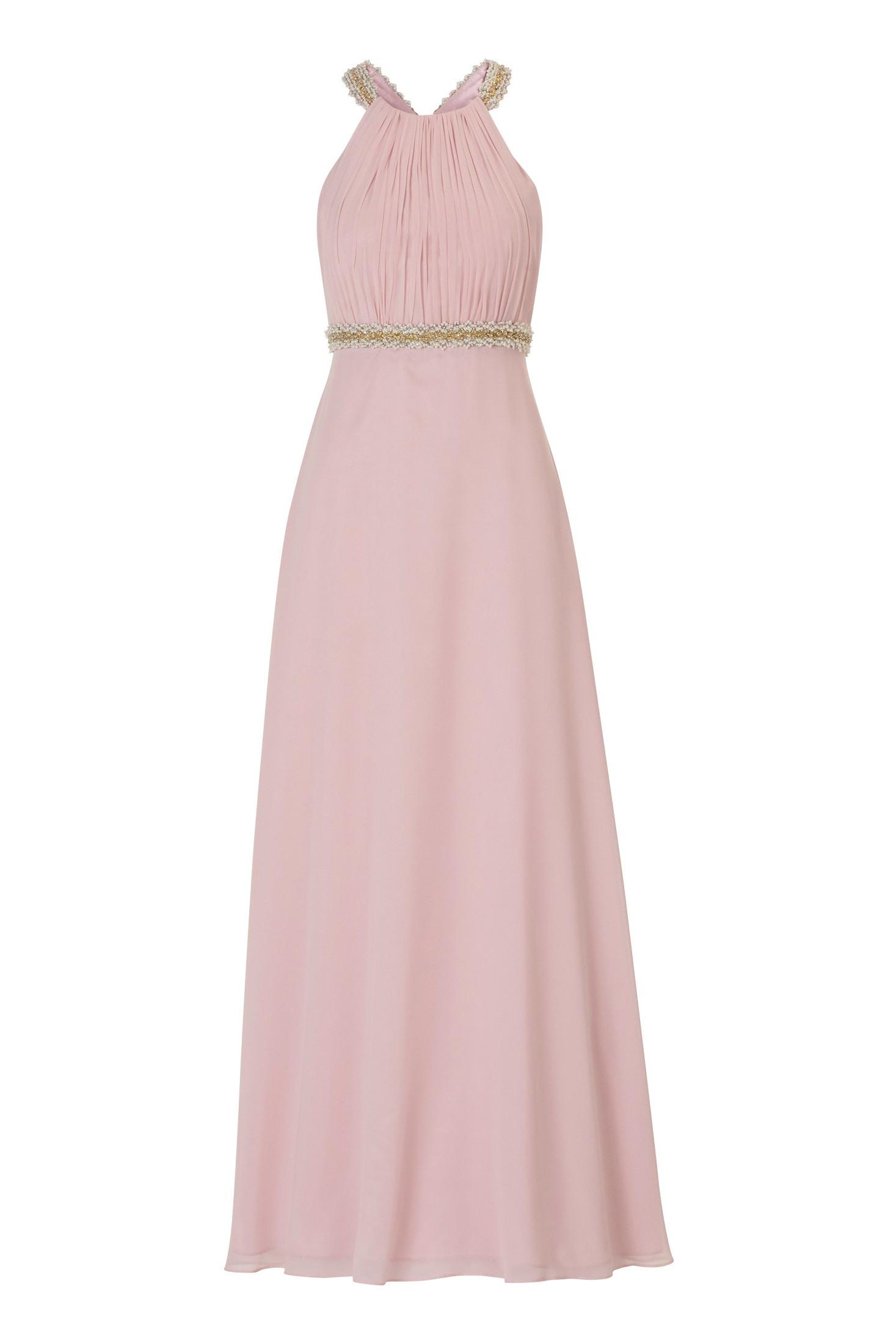 Formal Luxus Vera Mont Abendkleid Rosa StylishAbend Schön Vera Mont Abendkleid Rosa Spezialgebiet