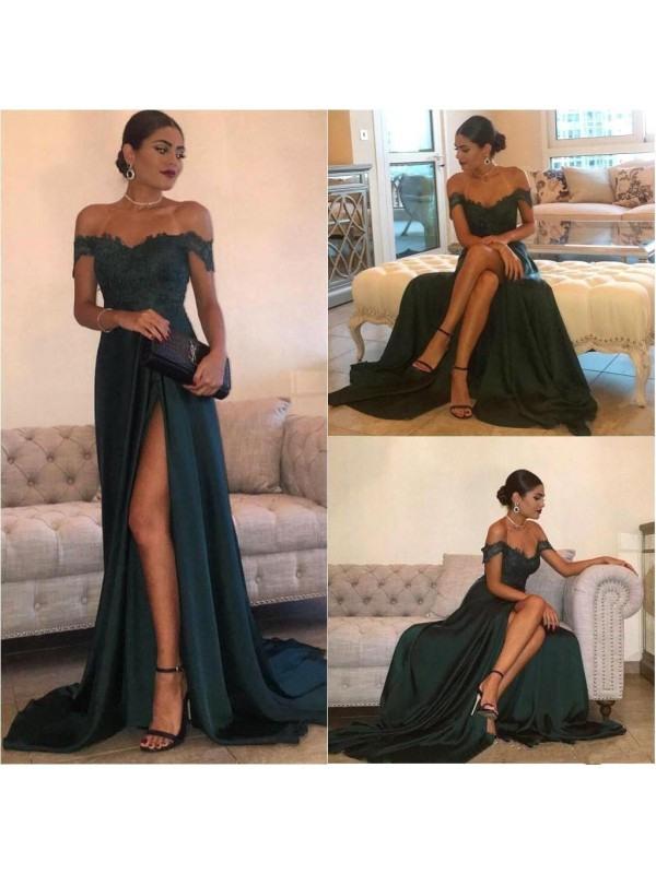 15 Spektakulär Abendkleid Schulterfrei Design Luxurius Abendkleid Schulterfrei für 2019