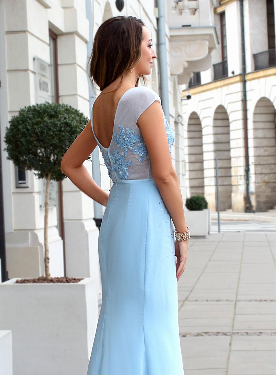 Designer Schön Hellblaues Abendkleid Lang Spezialgebiet20 Einzigartig Hellblaues Abendkleid Lang Spezialgebiet