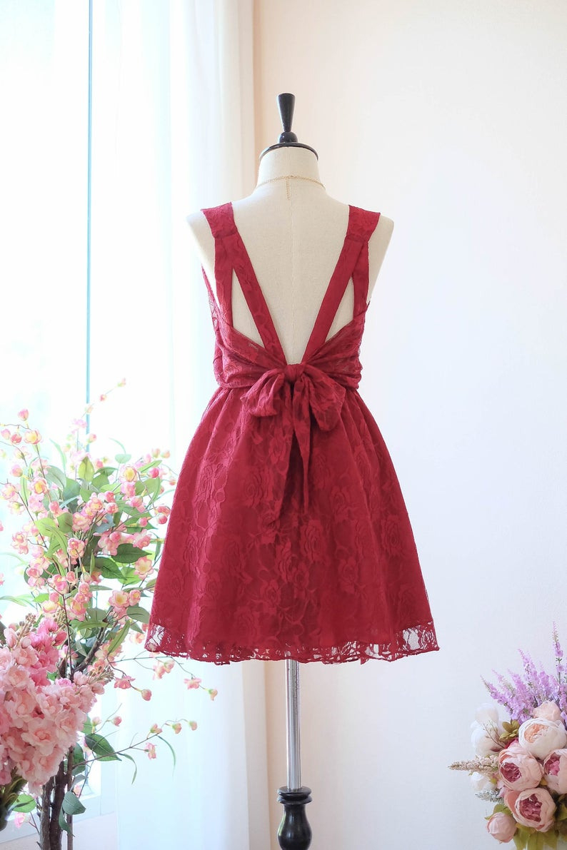 17 Leicht Kleid Spitze Bordeaux für 201913 Top Kleid Spitze Bordeaux für 2019