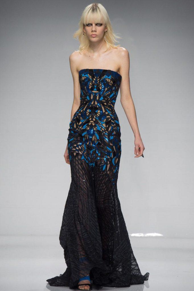 Designer Elegant Versace Abendkleider Spezialgebiet ...