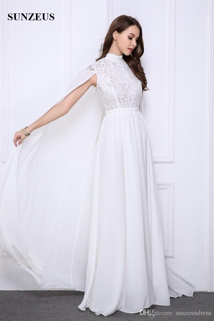 Designer Erstaunlich Weiße Abendkleider Lang Spezialgebiet