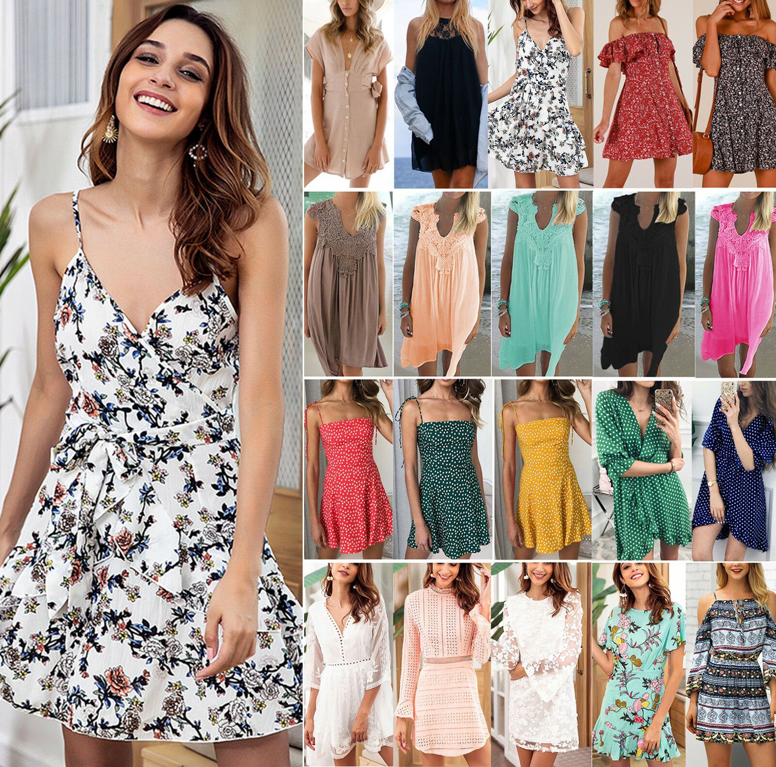 15 Perfekt Kleid Damen Kurz Ärmel10 Schön Kleid Damen Kurz Vertrieb
