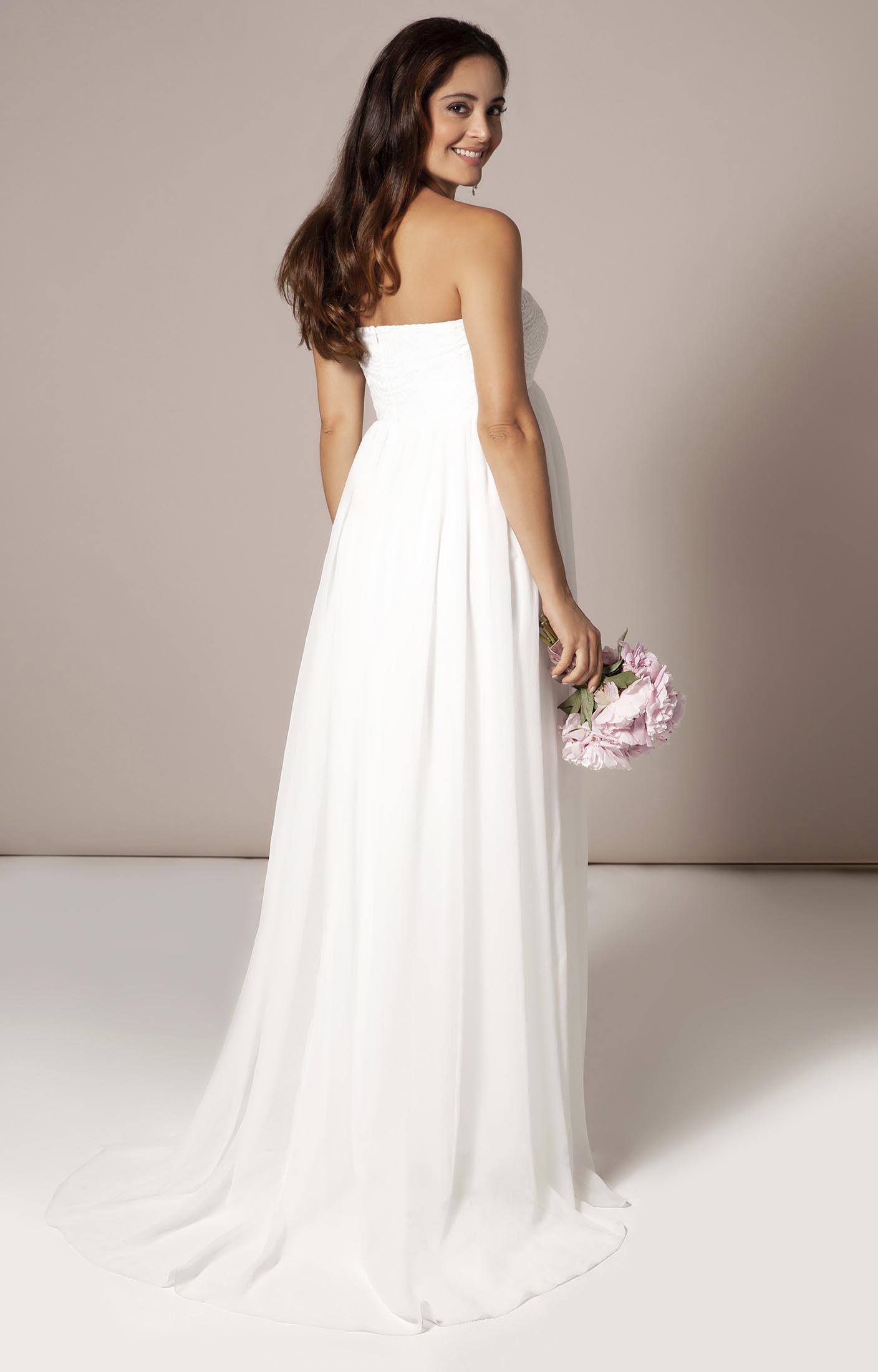 Formal Einzigartig Kleid Lang Weiß Spezialgebiet15 Spektakulär Kleid Lang Weiß Design