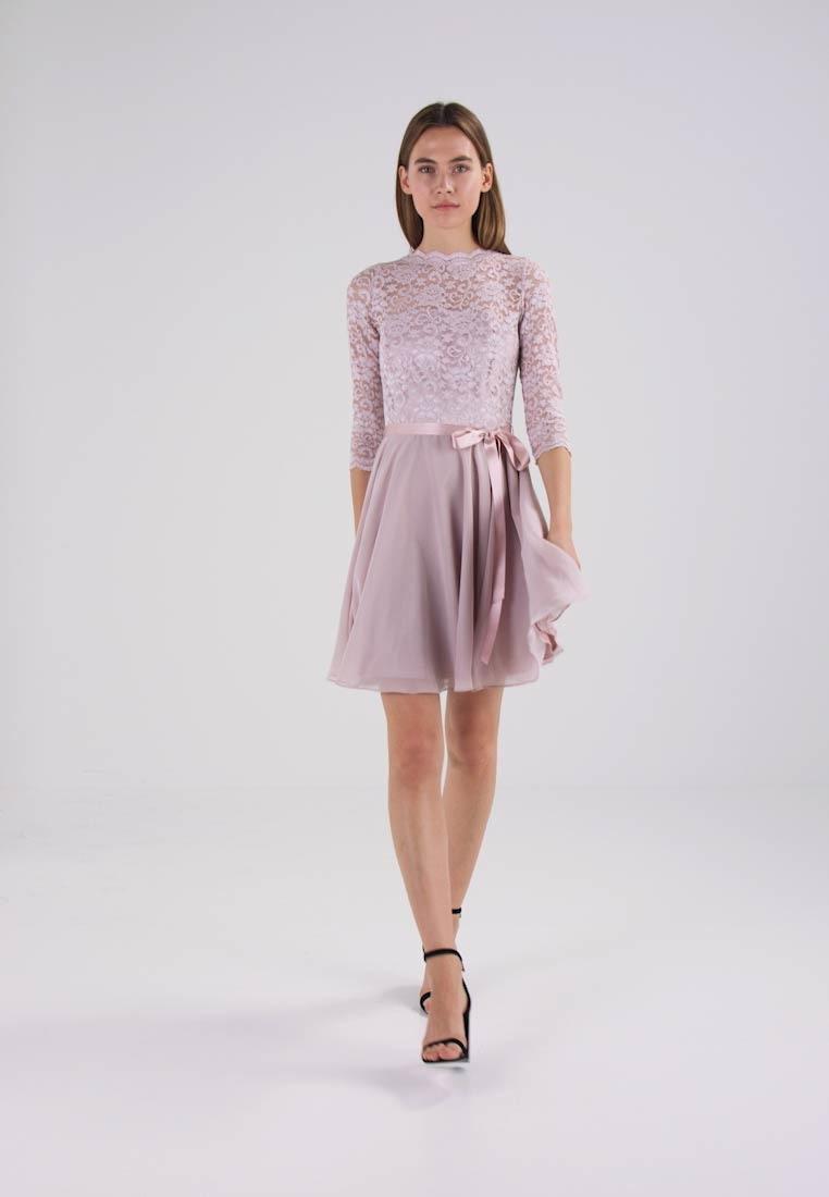 Designer Kreativ Festliches Kleid Rose Spezialgebiet Luxus Festliches Kleid Rose Bester Preis