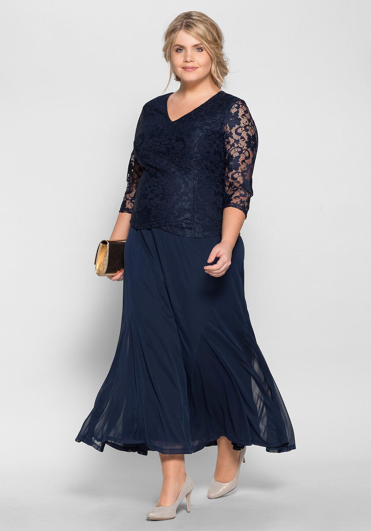 Formal Großartig Abendkleid Xxl Günstig Vertrieb - Abendkleid