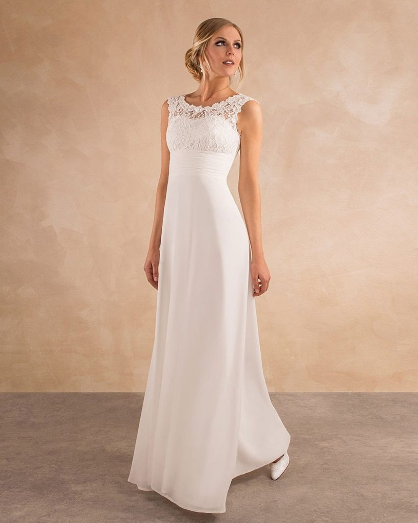 20 Luxus Weiße Kleider Lang Ärmel17 Großartig Weiße Kleider Lang Design