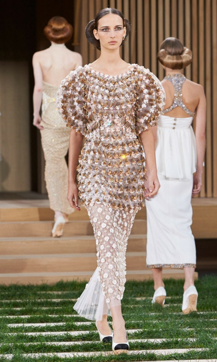 20 Wunderbar Chanel Abendkleider Design15 Genial Chanel Abendkleider Ärmel