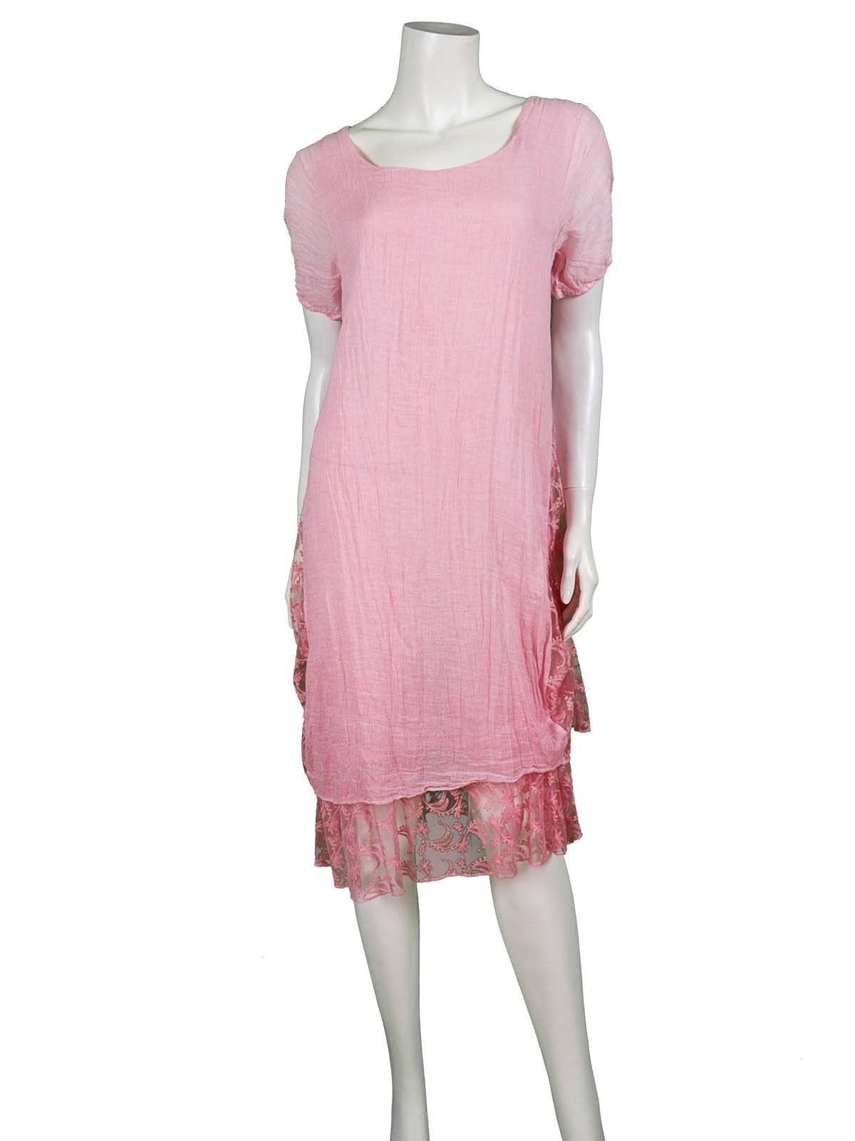 13 Elegant Kleid Spitze Rosa Boutique17 Luxurius Kleid Spitze Rosa Ärmel