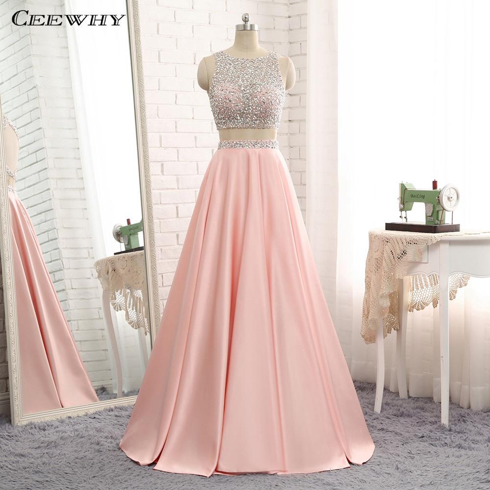 Einzigartig Abendkleider Lang Pink Vertrieb13 Luxurius Abendkleider Lang Pink für 2019