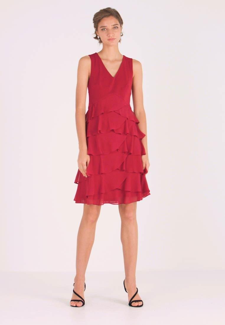 10 Spektakulär Kleider In Rot Stylish20 Einfach Kleider In Rot Galerie