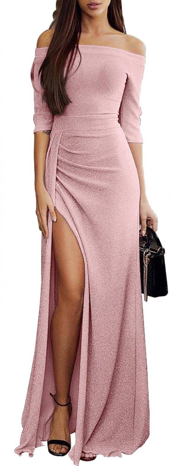 13 Genial Rosa Abend Kleider SpezialgebietFormal Coolste Rosa Abend Kleider Stylish