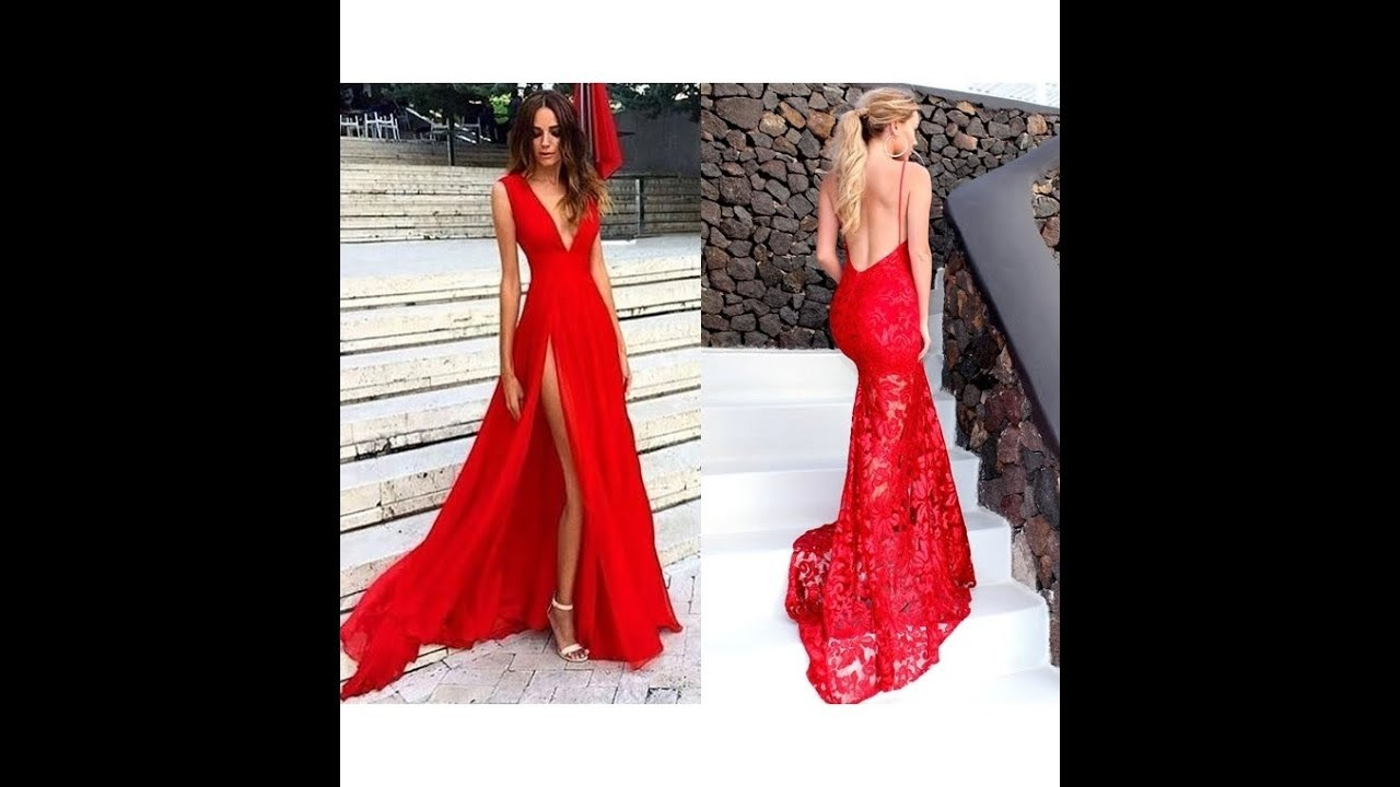 10 Elegant Abendmode Rot ÄrmelFormal Top Abendmode Rot Vertrieb