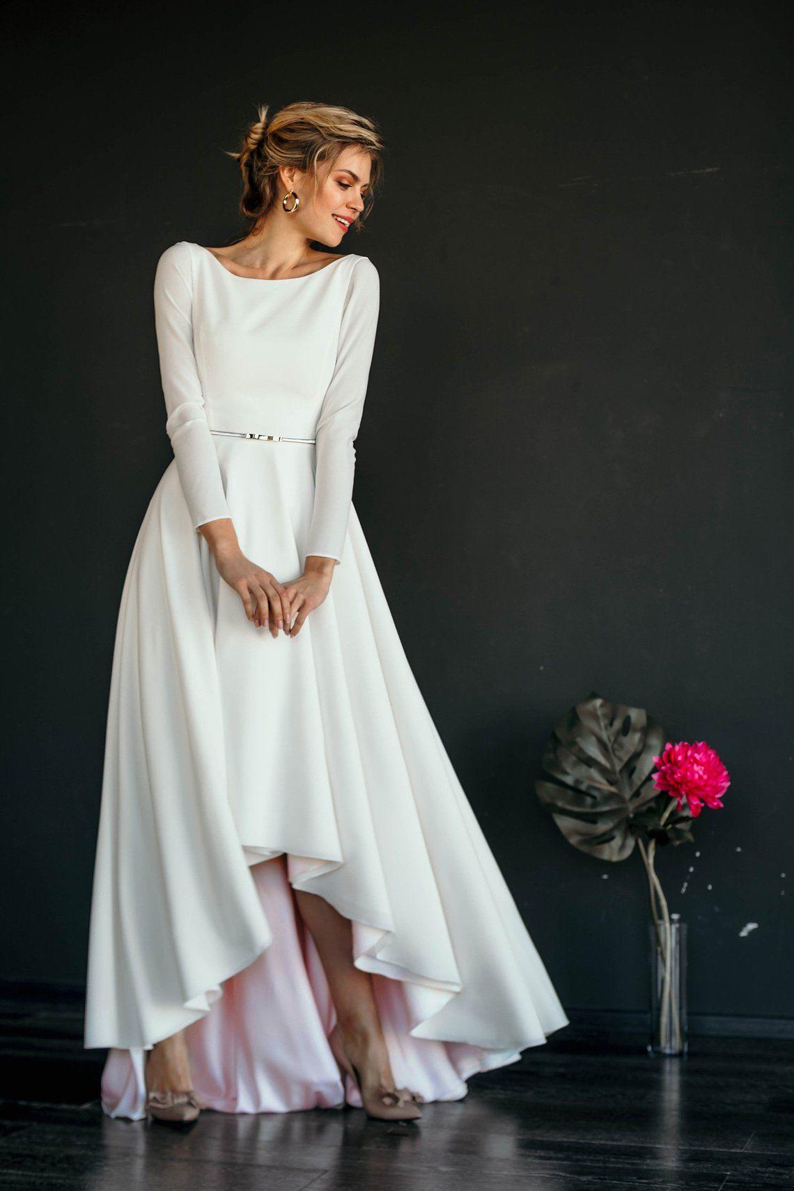 10 Schön Kleider Mit Ärmel Für Hochzeit BoutiqueFormal Kreativ Kleider Mit Ärmel Für Hochzeit für 2019