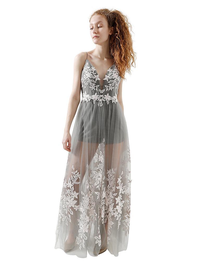 10 Ausgezeichnet Abendkleid Grau VertriebDesigner Perfekt Abendkleid Grau Spezialgebiet