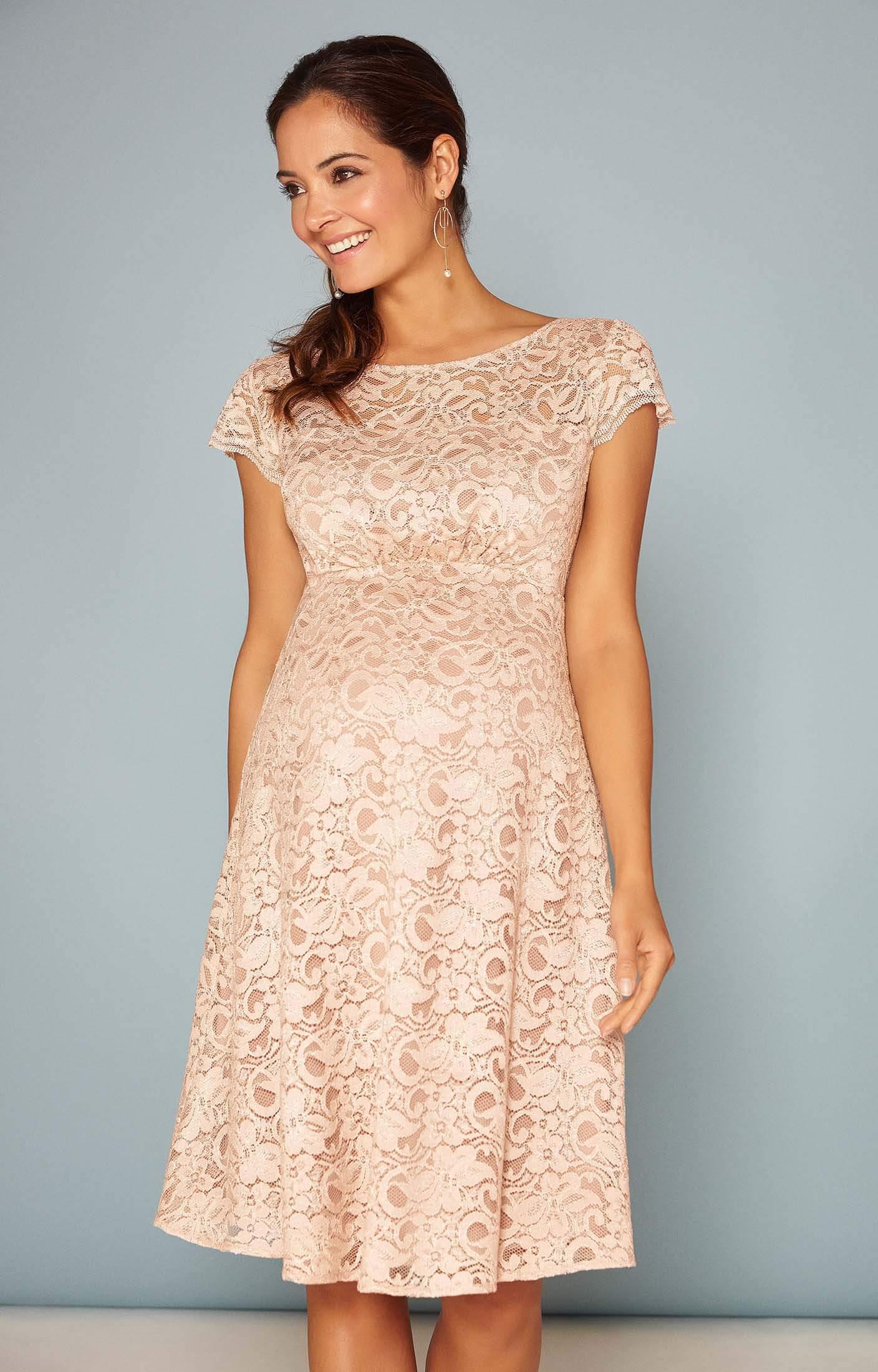 Top Kleid Spitze Rosa Vertrieb Spektakulär Kleid Spitze Rosa Ärmel