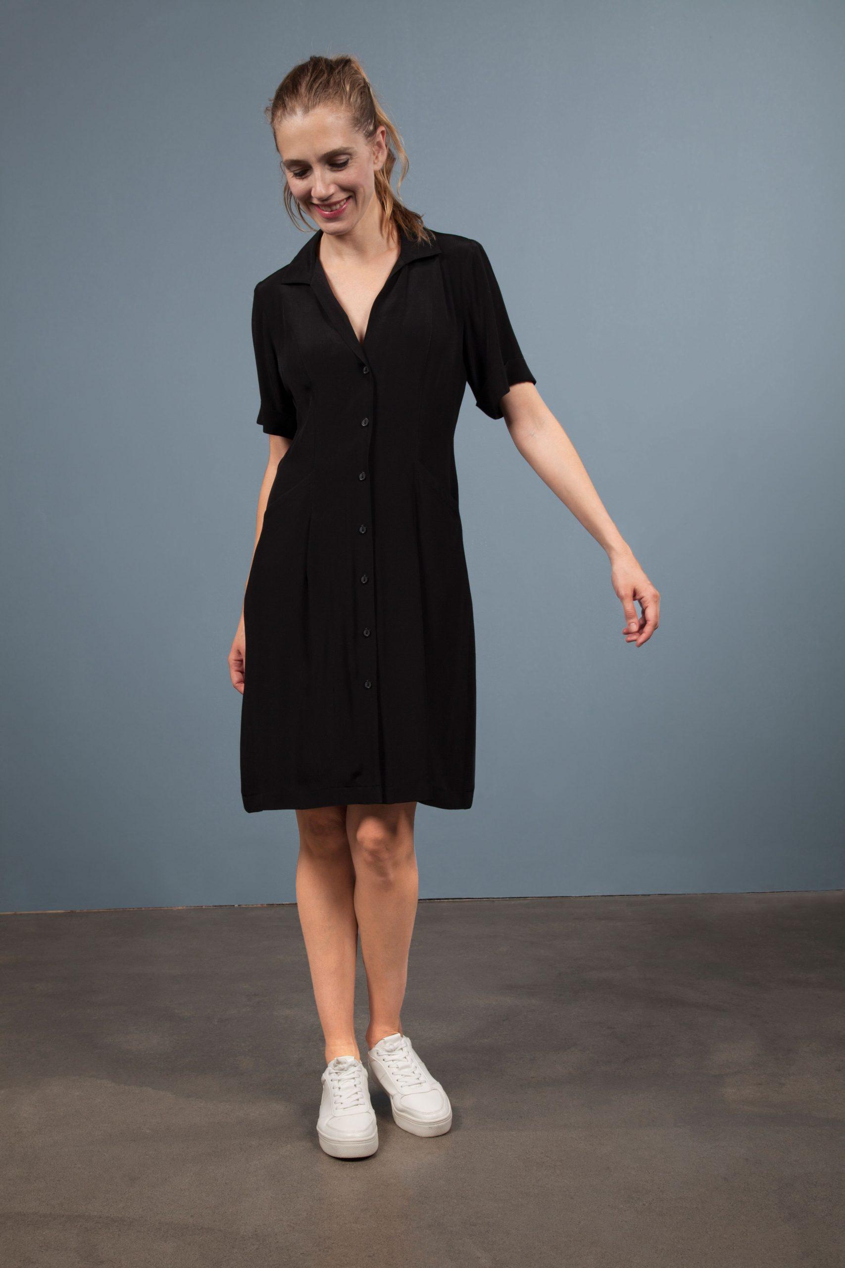 Designer Schön Schwarzes Sommerkleid Ärmel10 Schön Schwarzes Sommerkleid Boutique