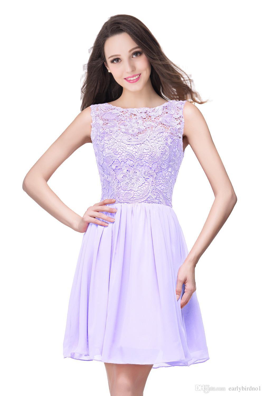 Abend Ausgezeichnet Flieder Kleid Kurz Spezialgebiet17 Einfach Flieder Kleid Kurz Boutique
