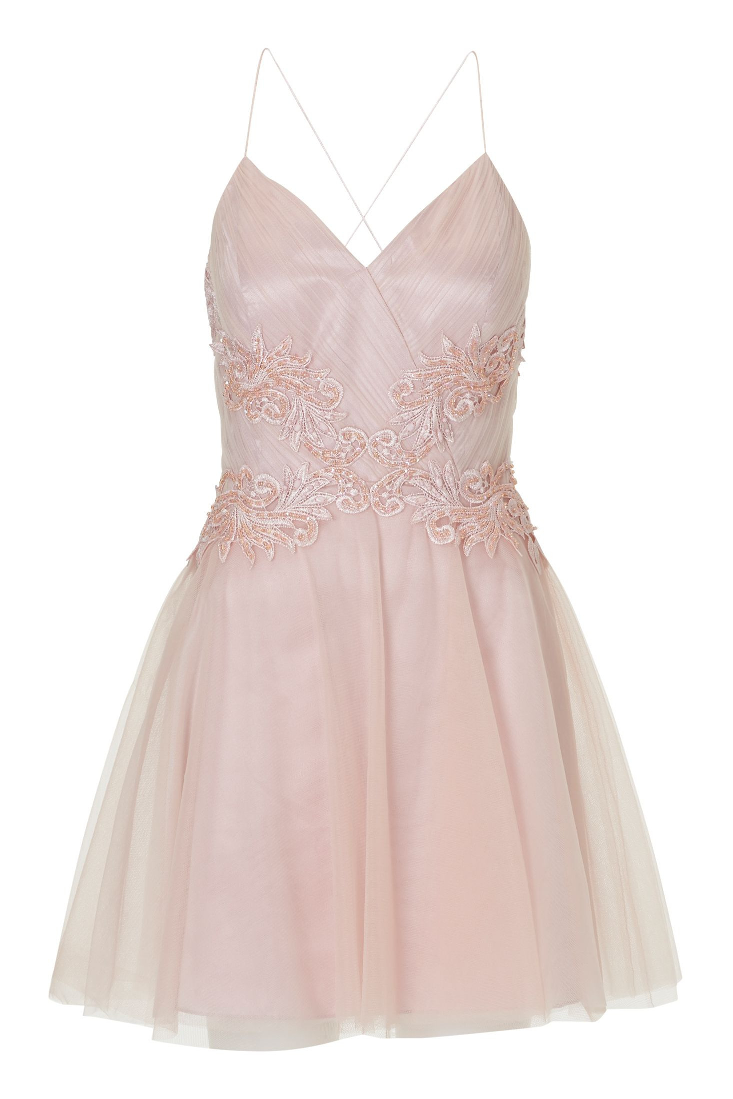 Luxurius Vera Mont Abendkleid Rosa Vertrieb13 Luxurius Vera Mont Abendkleid Rosa Boutique