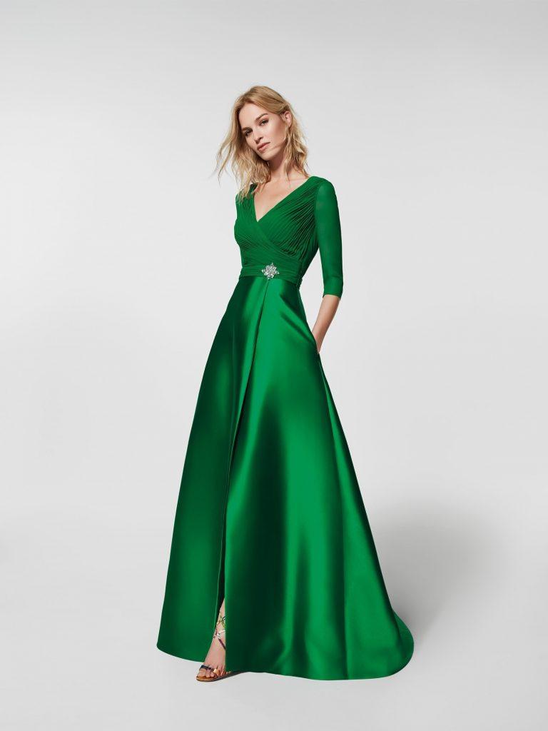 Designer Wunderbar Abendkleid Grün Lang DesignFormal Genial Abendkleid Grün Lang Stylish