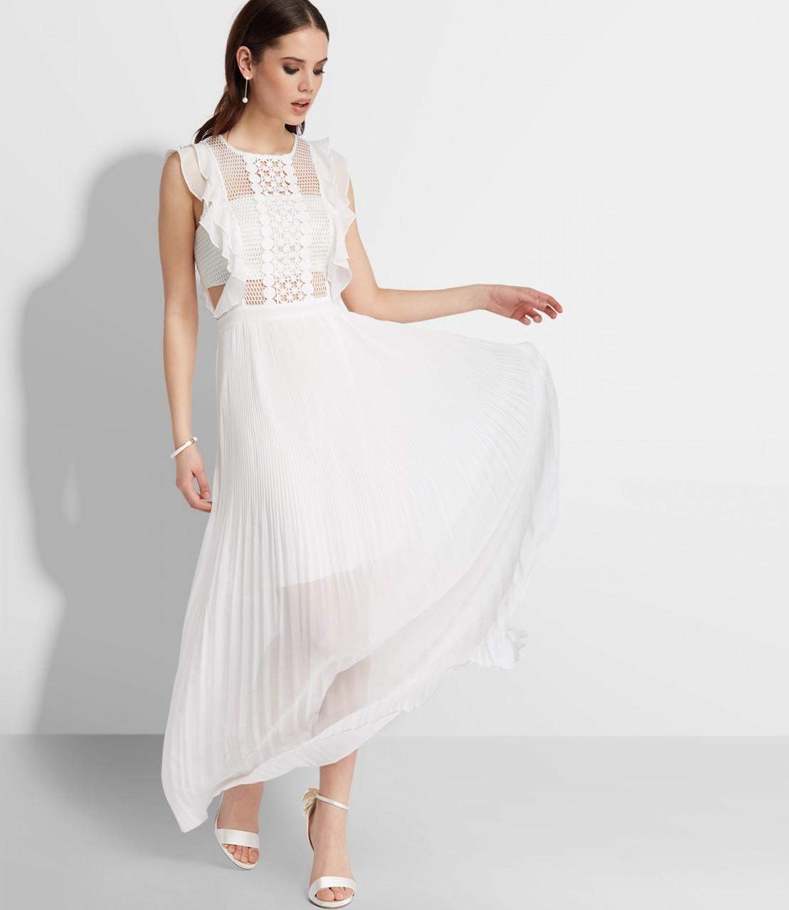 10 Erstaunlich Abendkleid Ivory Bester PreisAbend Schön Abendkleid Ivory für 2019