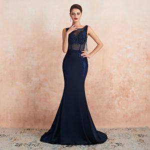 13 Großartig Abendkleid Navy Vertrieb10 Leicht Abendkleid Navy für 2019