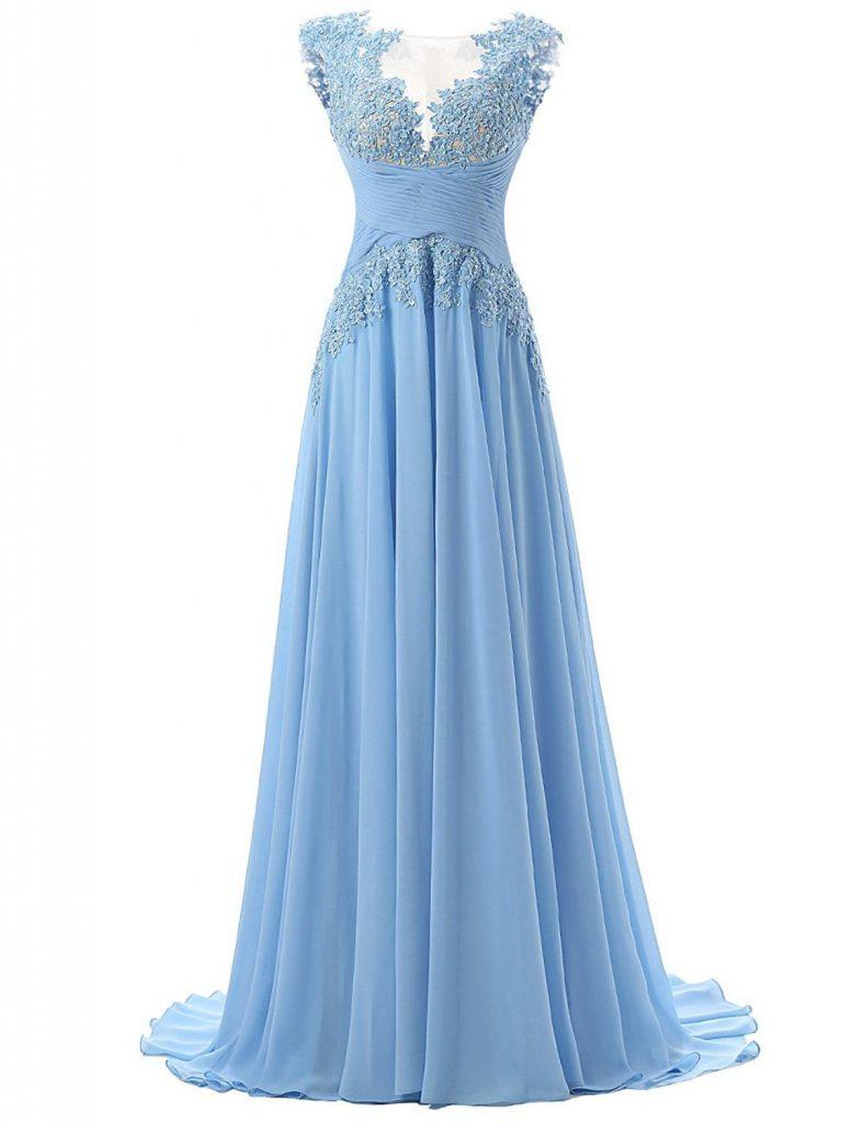 Formal Schön Amazon Abendkleid Stylish - Abendkleid