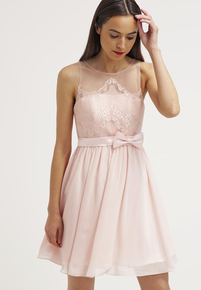 Formal Elegant Festliches Kleid Rose Bester Preis17 Elegant Festliches Kleid Rose Galerie
