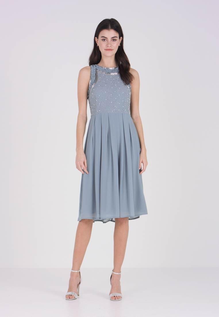 Formal Schön Festliches Sommerkleid Lang SpezialgebietAbend Einfach Festliches Sommerkleid Lang Design