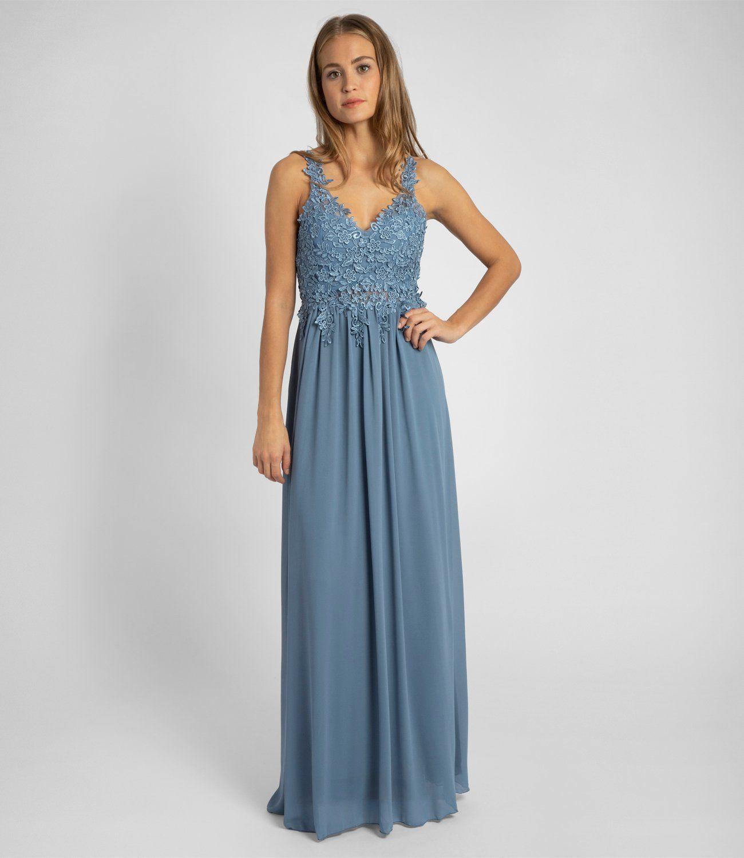 Abend Genial Abendkleid Hellblau Bester Preis20 Perfekt Abendkleid Hellblau Boutique