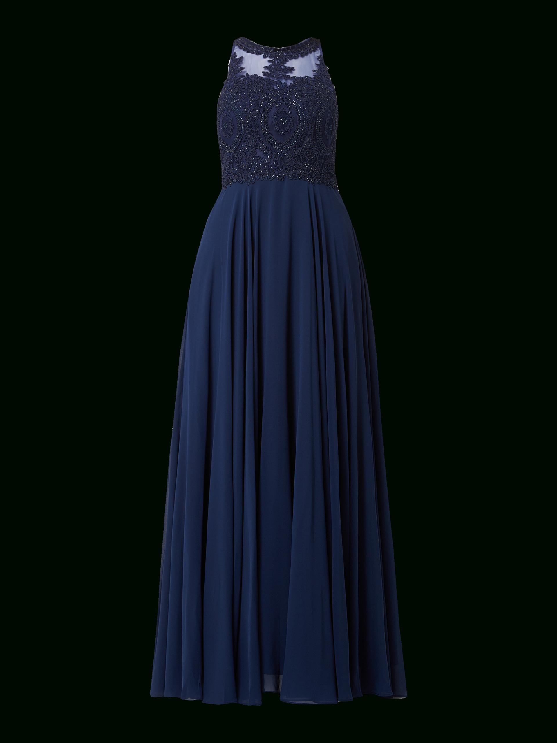 Formal Wunderbar P&C Abendkleid Dunkelblau VertriebAbend Luxurius P&C Abendkleid Dunkelblau Stylish