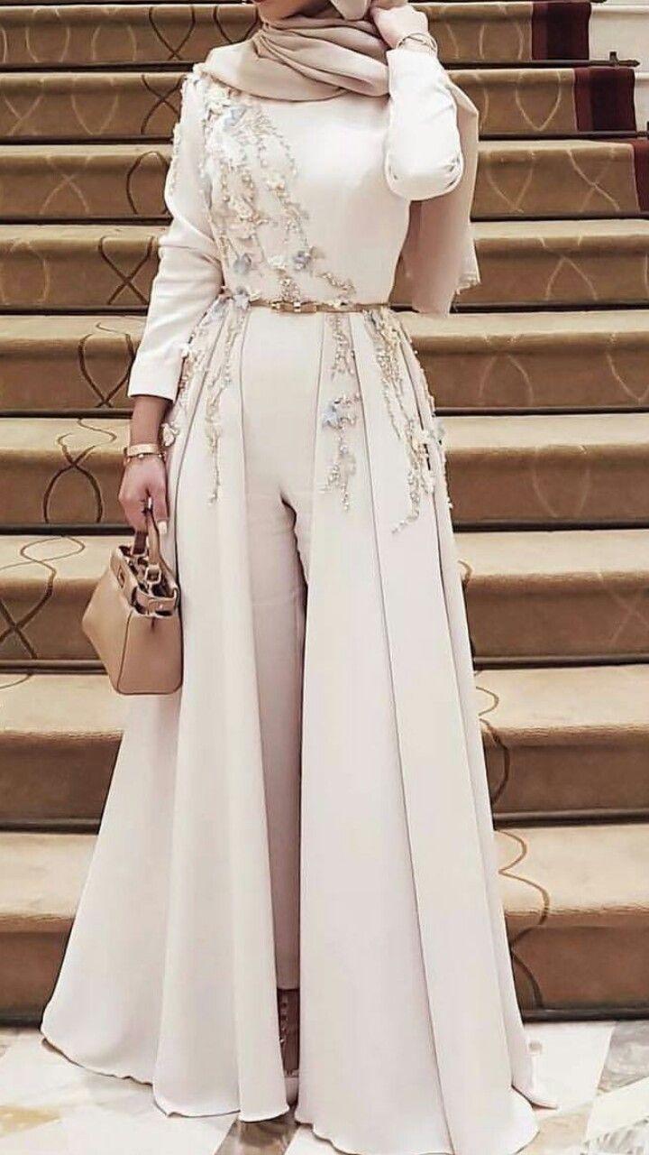 Schön Hijab Abend Kleid SpezialgebietFormal Luxus Hijab Abend Kleid Design