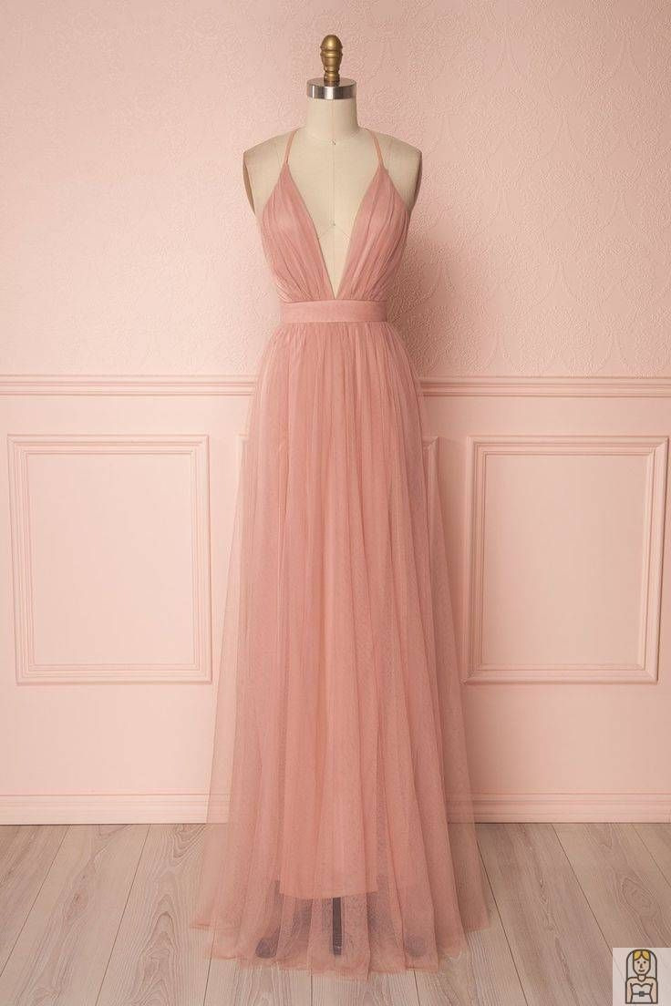 Designer Cool Kleid Pink Hochzeit für 201920 Spektakulär Kleid Pink Hochzeit für 2019