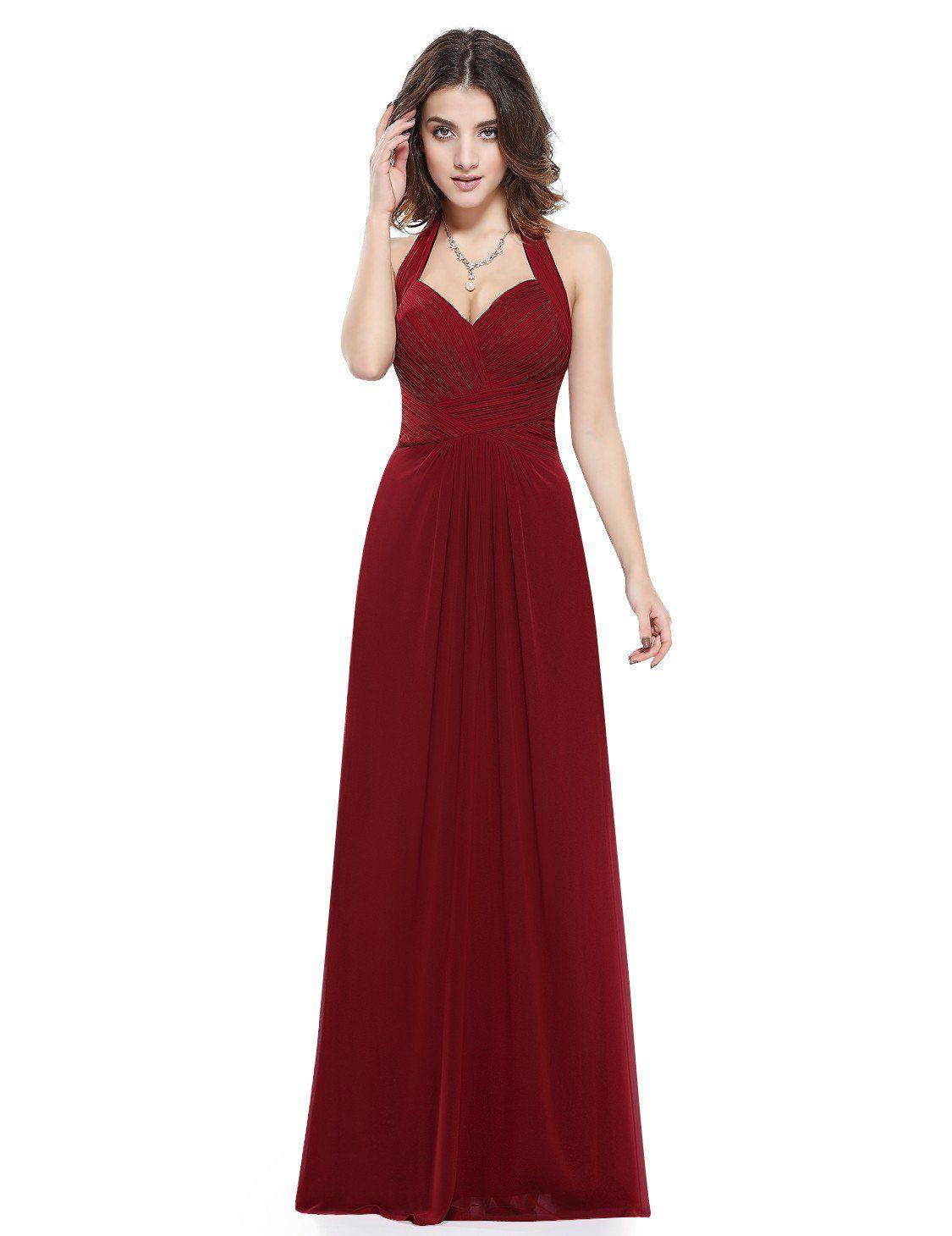 Erstaunlich Abendkleid Bordeaux Lang Vertrieb17 Schön Abendkleid Bordeaux Lang Design