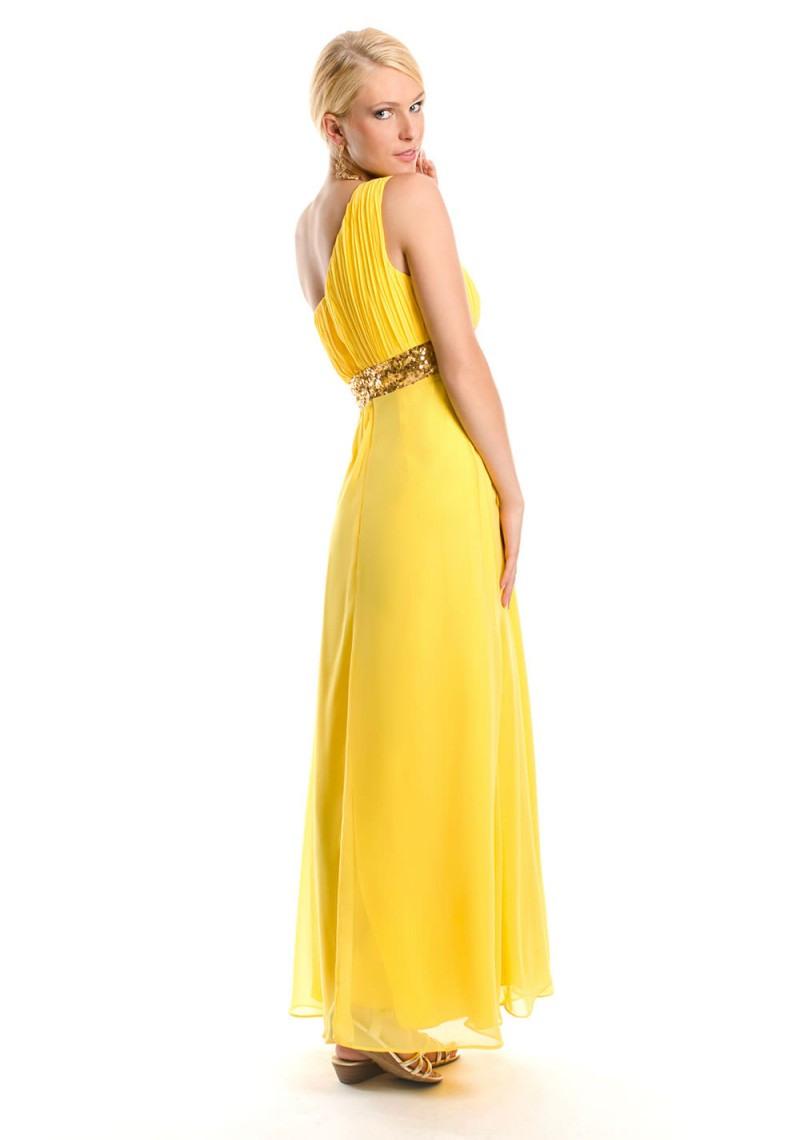 20 Wunderbar Abendkleid Gelb DesignAbend Einzigartig Abendkleid Gelb Spezialgebiet