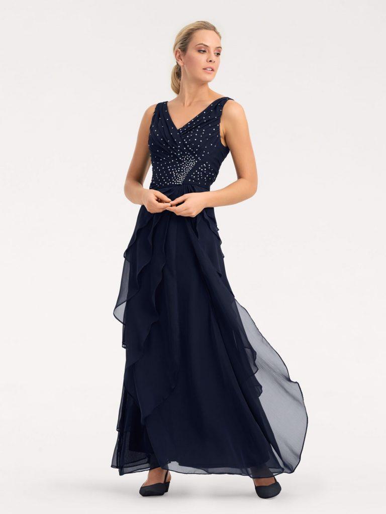 Schön Abendkleid Heine Stylish - Abendkleid