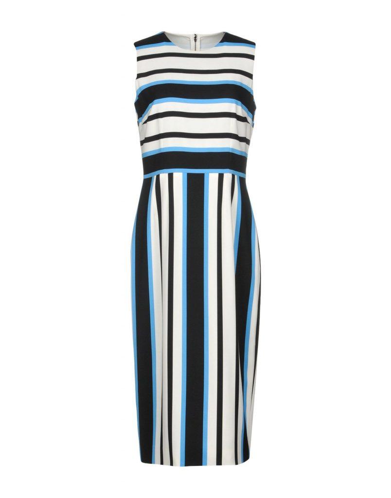Schön Abendkleid Yoox Stylish - Abendkleid