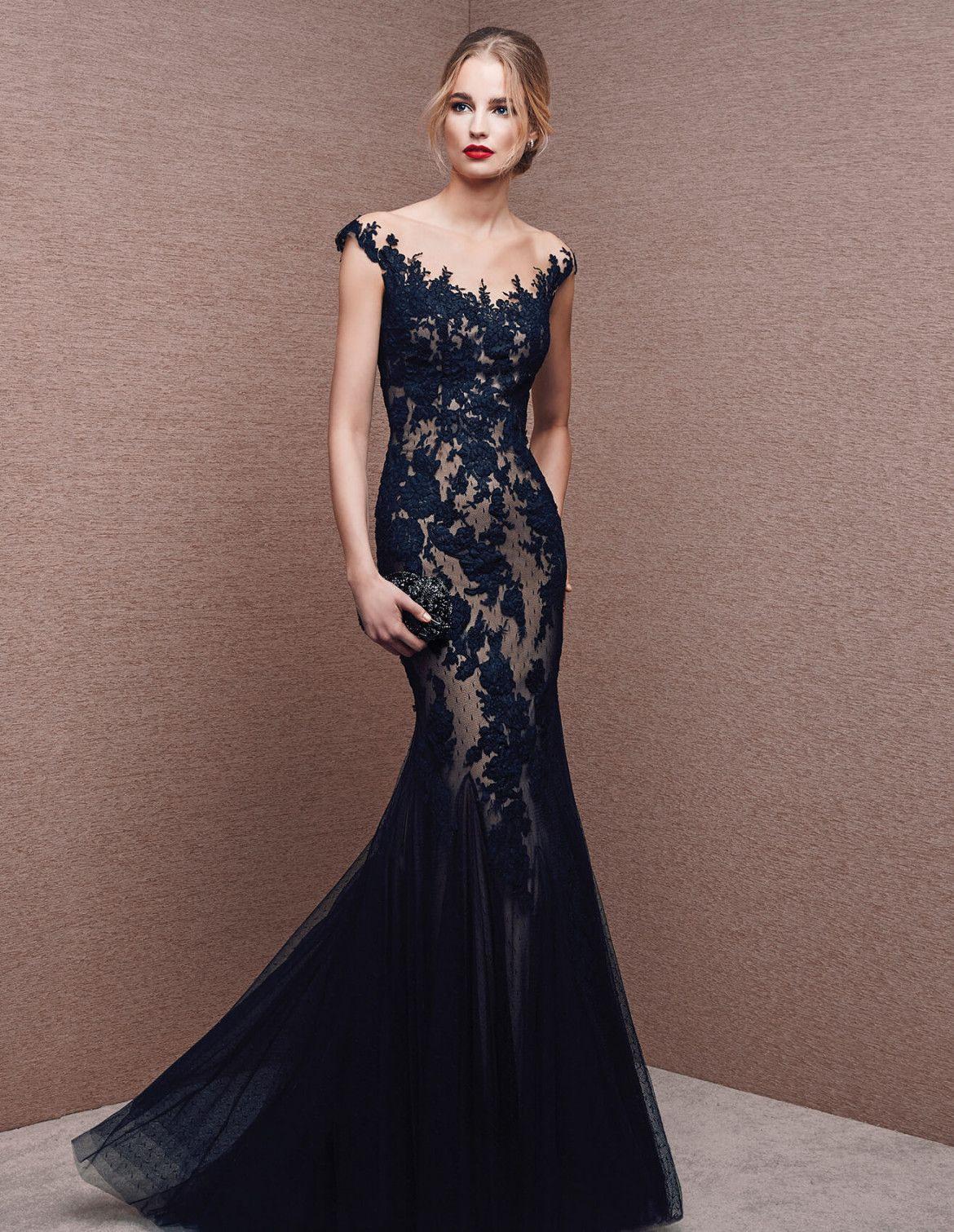 Schön Extravagante Abendkleider Design - Abendkleid