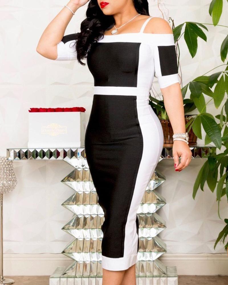 Formal Cool Halblange Kleider Mode DesignFormal Kreativ Halblange Kleider Mode Stylish